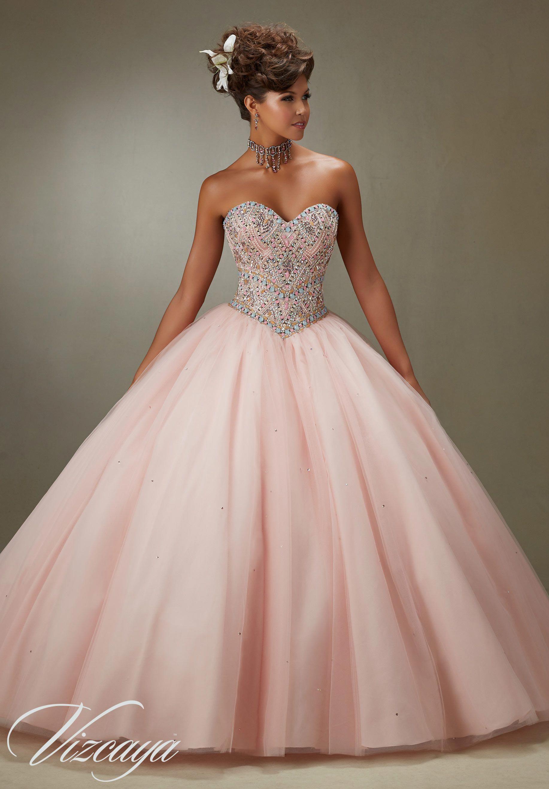Quinceanera Dresses by Morilee designed by Madeline Gardner Sugar