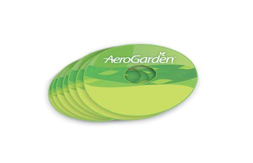 Miraclegro Aerogarden Pod Labels 50Pack Click Image 400 x 300