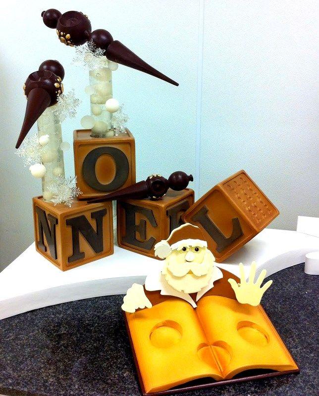 Ars Chocolatum: Chocolate creations @ Jean-Marie Auboine