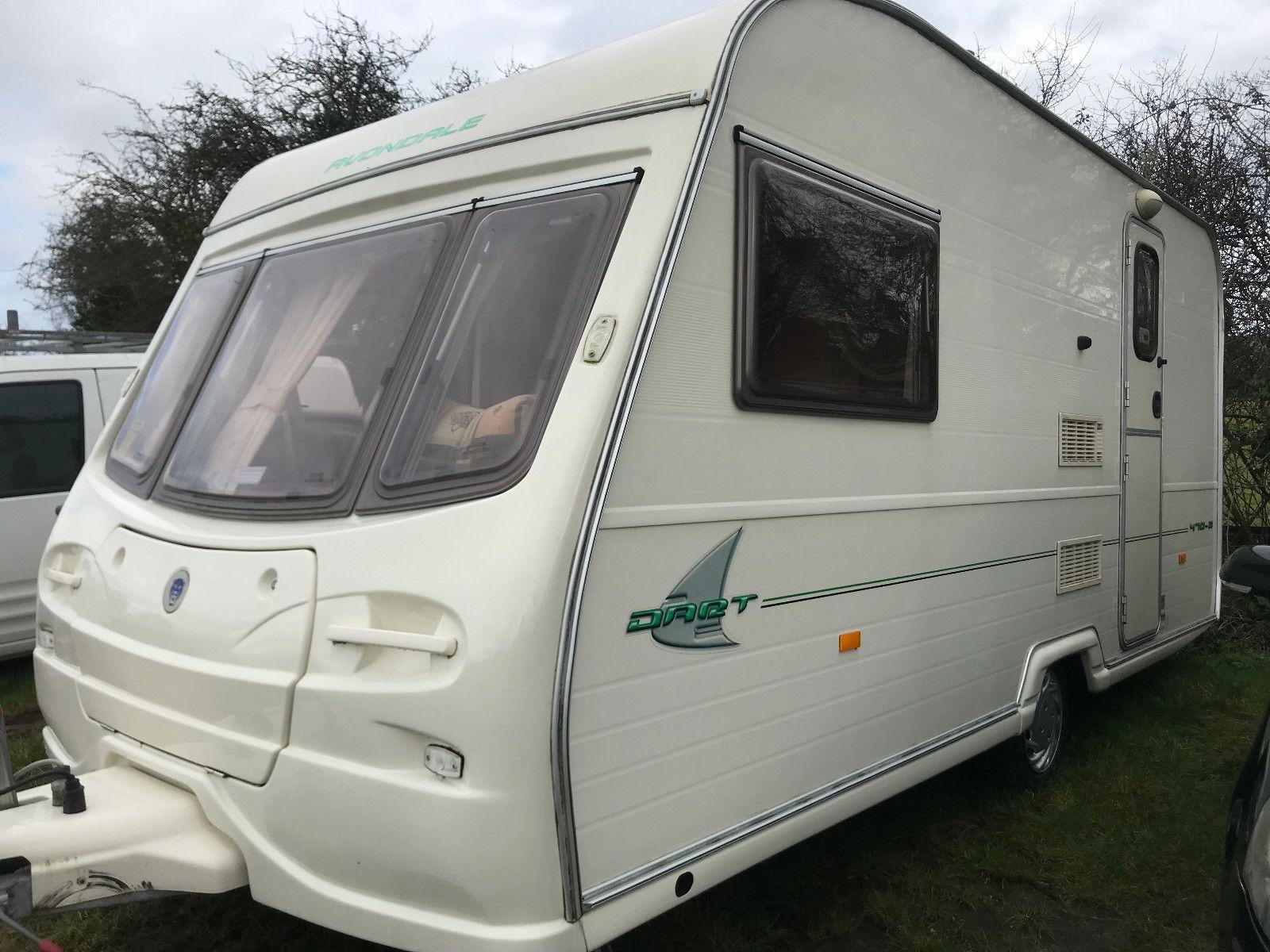 Ebay Ebay Avondale Dart 2 Berth Large Skylight Full Size Tent