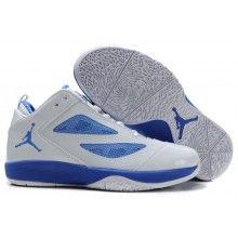 Air Jordan 2011 White Blue Grey