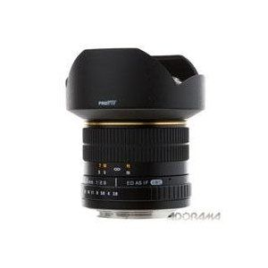 Pro Optic 14mm F 2 8 Aspherical Wide Angle Lens For Canon Eos Mount Slr Cameras 333 95 Lens Wide Angle Lens Top Camera