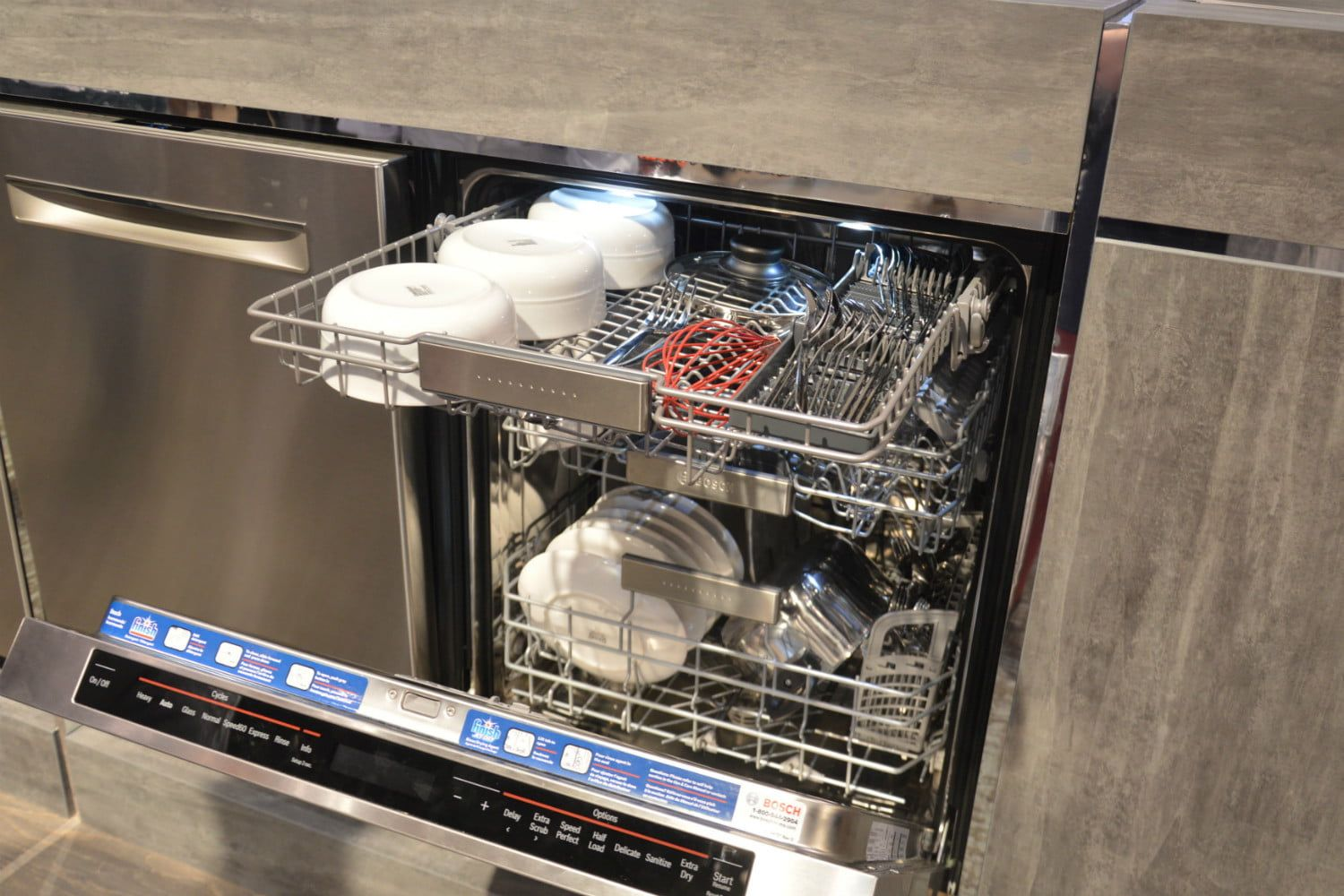 Bosch And Other Dishwashers Recalled Due To Faulty Cords Catching Fire Digital Trends Home Appliances Appliances Outlet Dishwasher