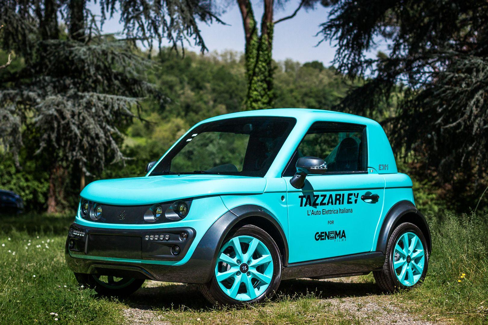 Tazzari Elektroauto