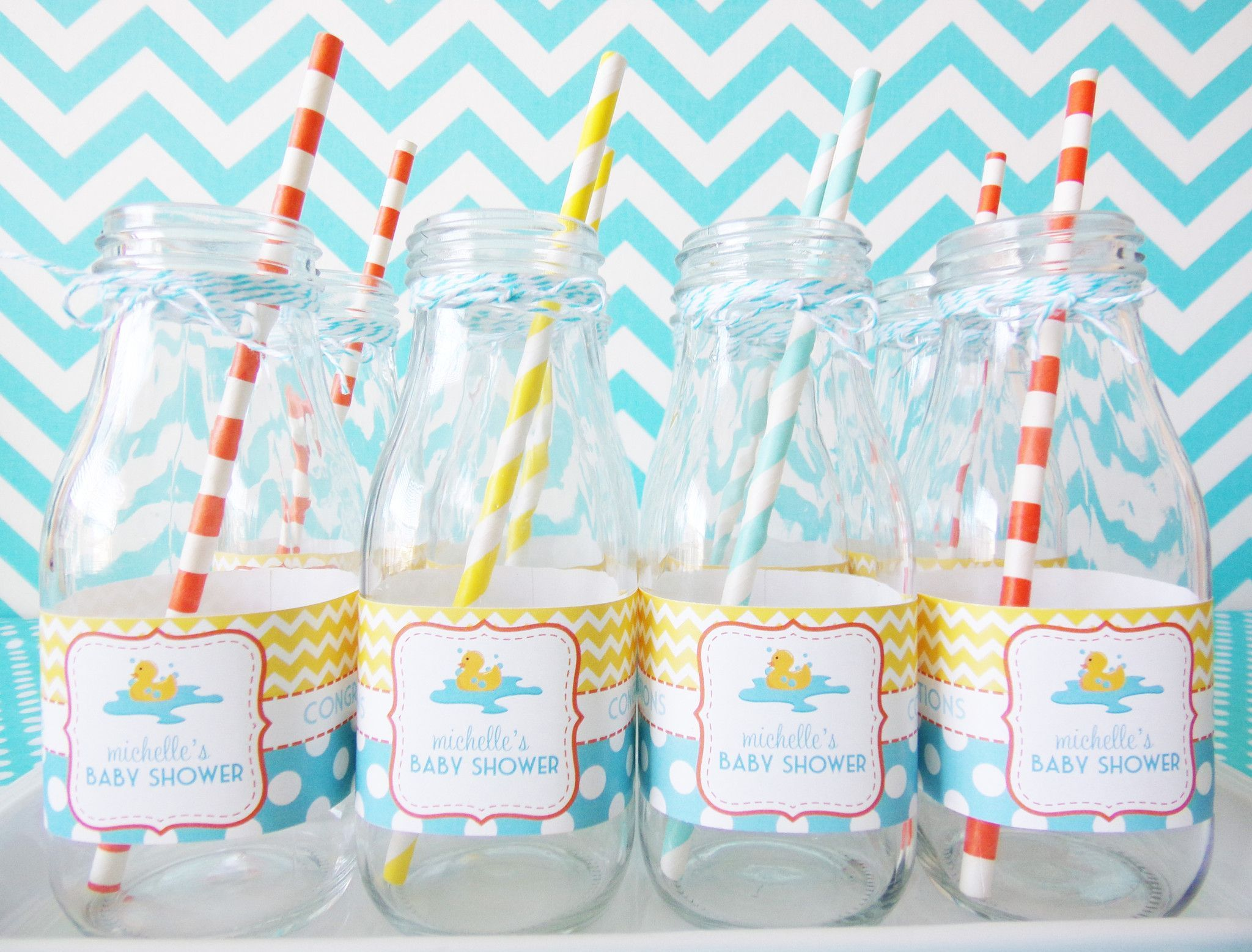 Personalize Your Water Or Oh So Trendy Milk Bottles With Our Rubber