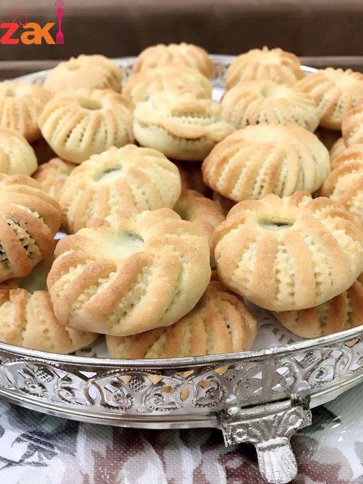 معمول هش وناجح بنسبة مليون بالمية احفظوا الطريقة يابنات زاكي Arabic Sweets Recipes Arabic Dessert Arabic Food