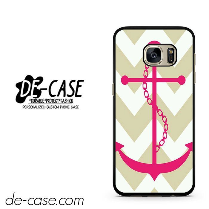 Pinky Anchor DEAL-8731 Samsung Phonecase Cover For Samsung Galaxy S7 / S7 Edge
