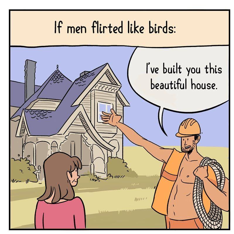 flirter humour)