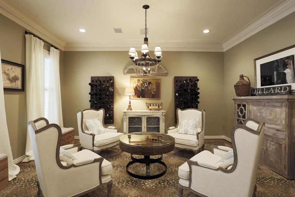 Crown Molding Designs Living Rooms Beauteous The Formal Living Roomradiates Sophistication And Styledetailed Review