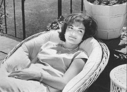 Jackie Kennedy, 1961