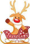 Google Image Result for http://www.imageenvision.com/150/48490-clip-art-illustration-of-a-cute-rudolph-sitting-in-a-sleigh-and-waving-by-pushkin.jpg