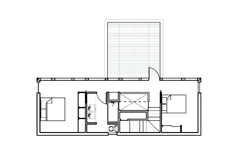 Arkansas University Students Designed This Prefab Cantilevering Home For 136 Per Square Foot School Architecture Design Student Design