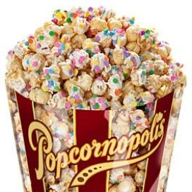 Cupcake Flavored Popcorn Alissa Samperio You Changed My Life 3