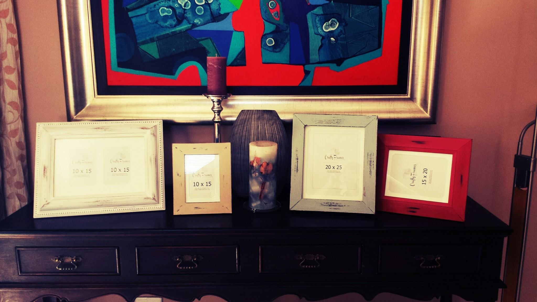 Stunning Crafted picture frames to light up those special momories ...
