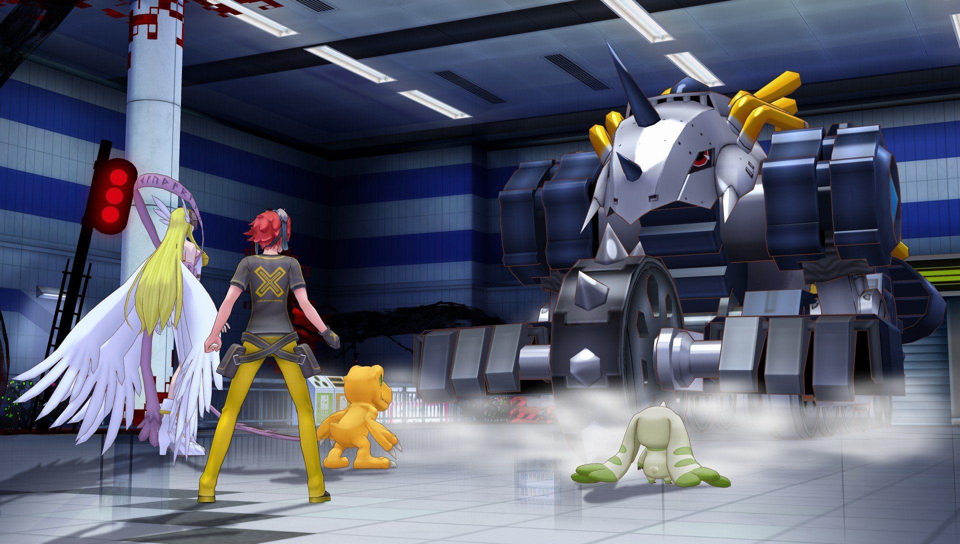 #DigimonStoryCyberTruth #Digimon Para más información sobre #Videojuegos, visita nuestra página web: www.todosobrevideojuegos.com y síguenos en Twitter https://twitter.com/TS_Videojuegos