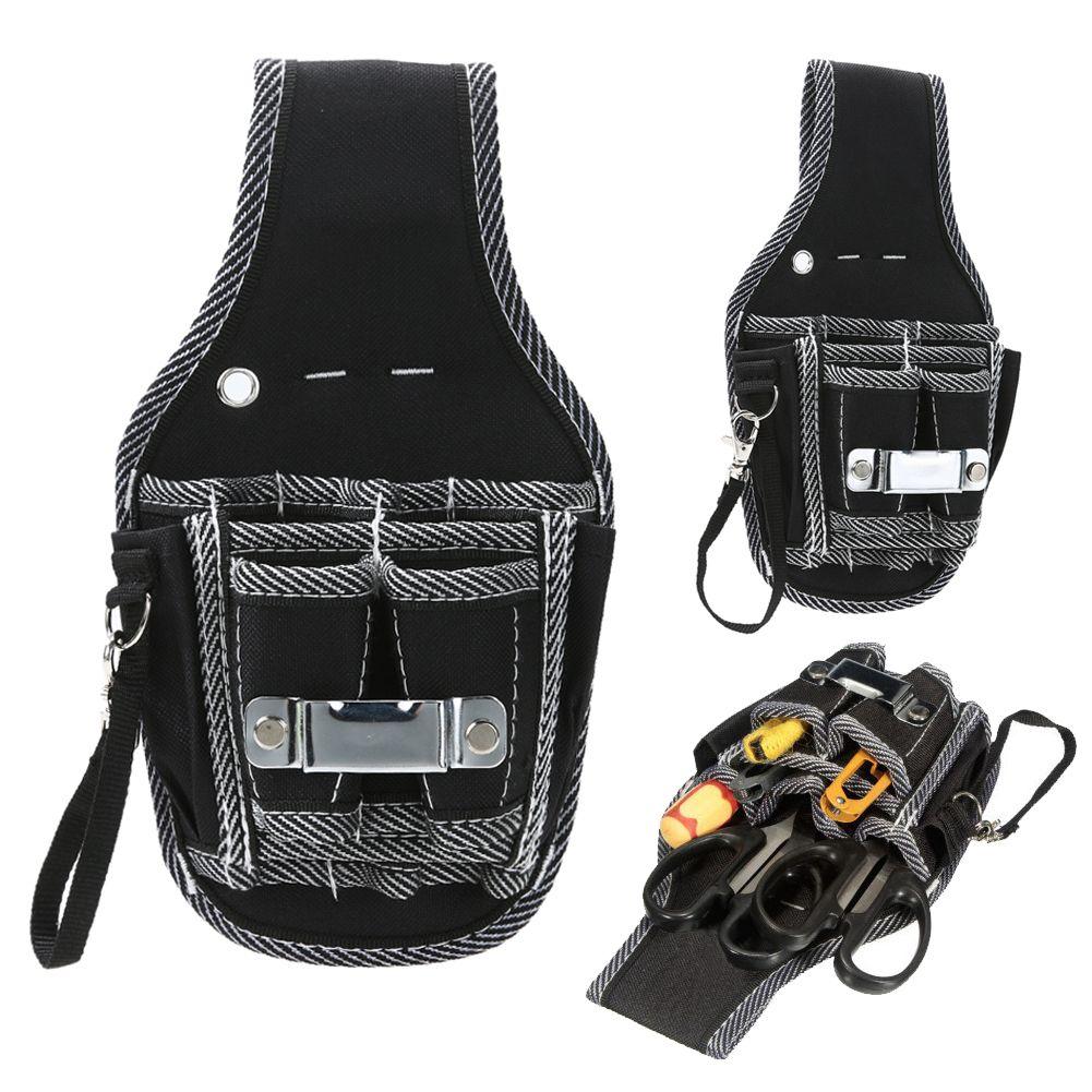 Multi-taschen Werkzeug Tasche Schraubendreher Utility Kit Halter Carpenter Rig Hammer Werkzeug Tasche Taille Taschen Elektriker Werkzeug Tasche Tasche Halter Werkzeugtaschen Werkzeuge