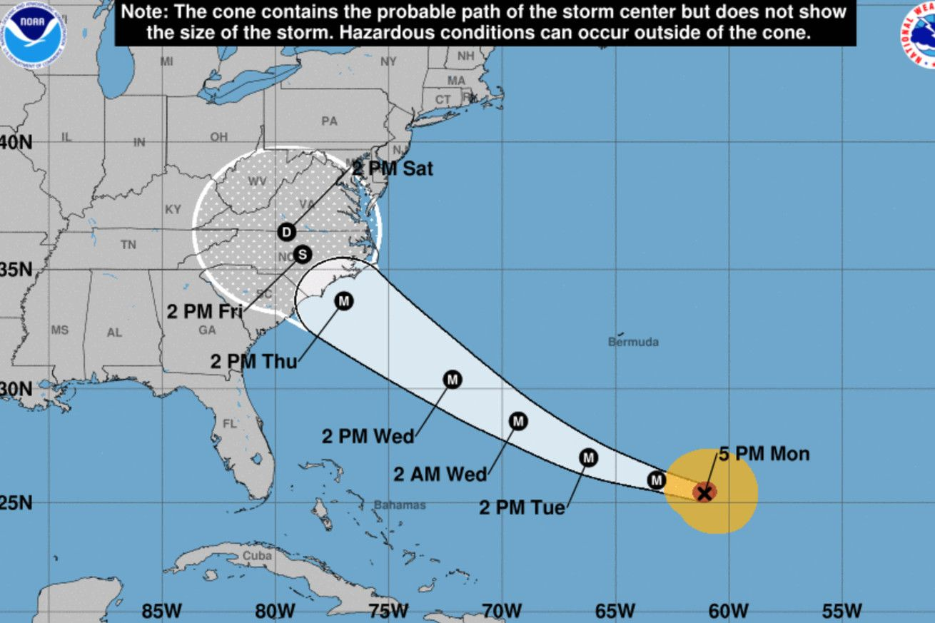 Tracking How Hurricane Florence Affects Cfbs Week 3 All Sports Games And Sports Hd Streaming Channels With No Blacko Storm Center Hurricane Cat 4 Hurricane