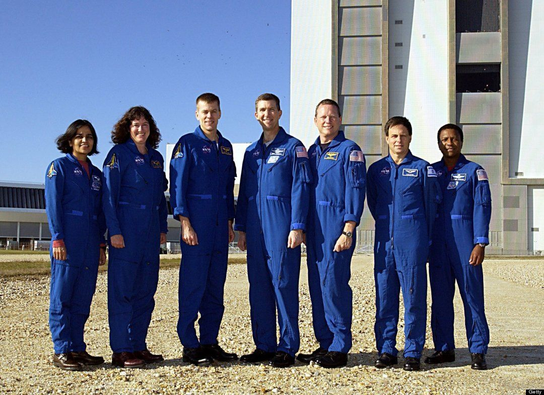 space shuttle columbia disaster crew - photo #18