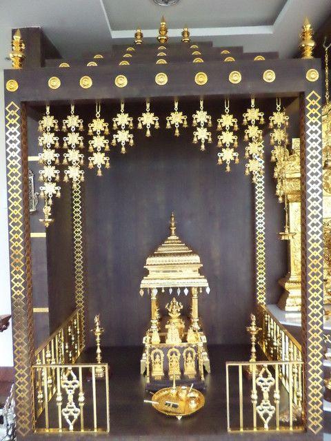 Pooja room design ideas also best images wooden doors indian home decor rh pinterest