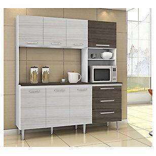 Pe kit mueble cocina lucce 7p cocina pinterest cl and kitchens - Mueble cocina kit ...
