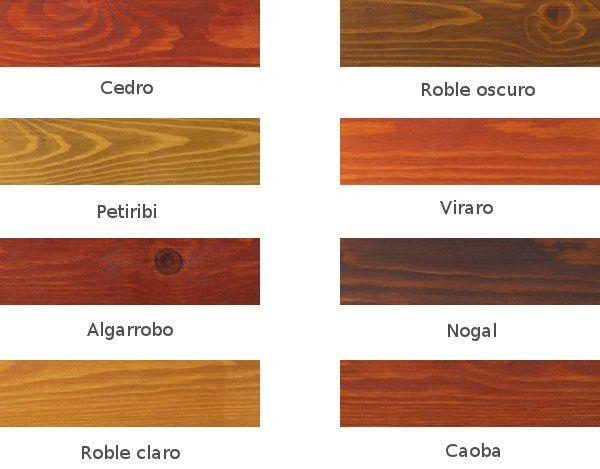 Colorear Barnices Y Lacas Para Teñir Maderas Teñir Madera Colores De Tintas De Madera Clases De Madera