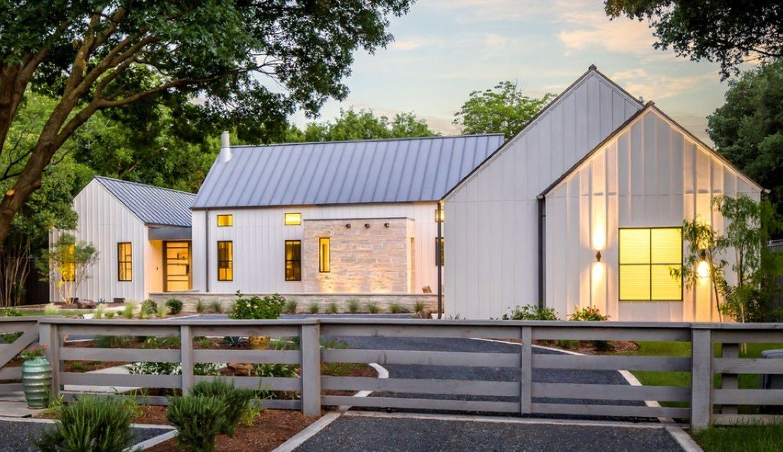 Modern Barn Inspiration Architecture Modern Farmhouse