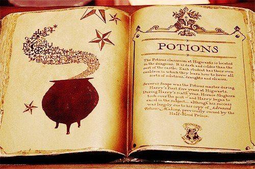Livro para bruxas...