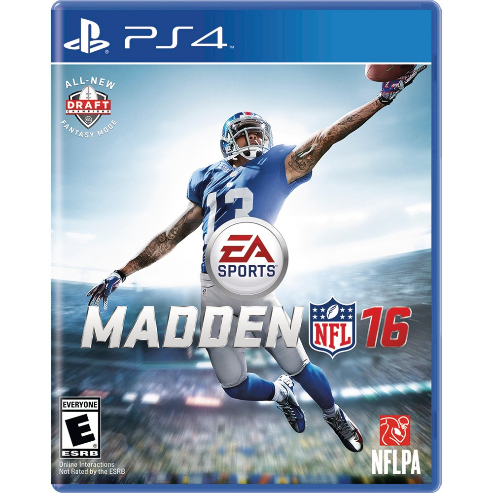 Madden NFL 16 PlayStation 4 in 2019 Products Xbox one