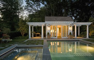 Pin By Orion Design On Home And Garden Small Pool Houses Pool Houses Pool House Plans