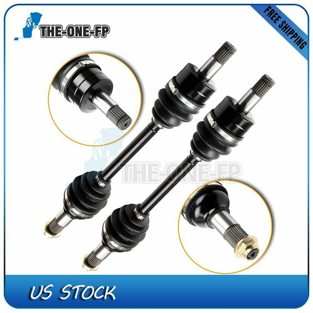 2PC Complete Front CV Axle Right Left For 2004 2005 2013