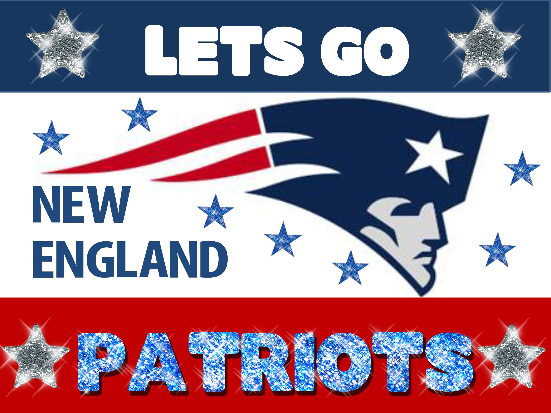 New England Patriots Poster Idea! New england patriots