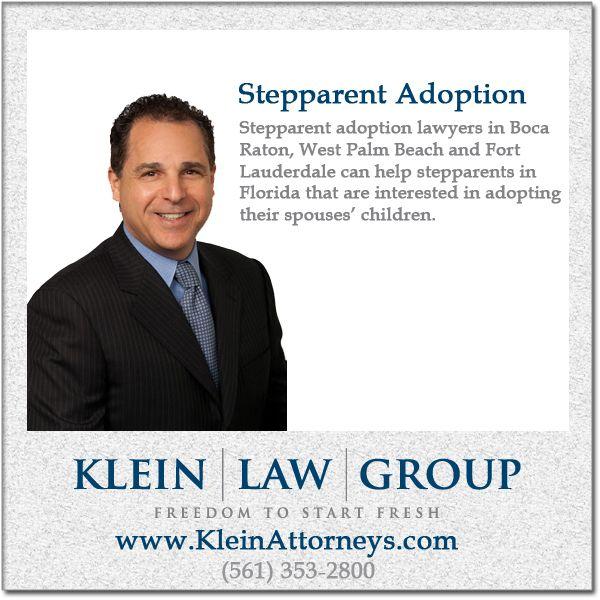 Stepparent adoption attorneys @Klein Law Group in Boca Raton, West