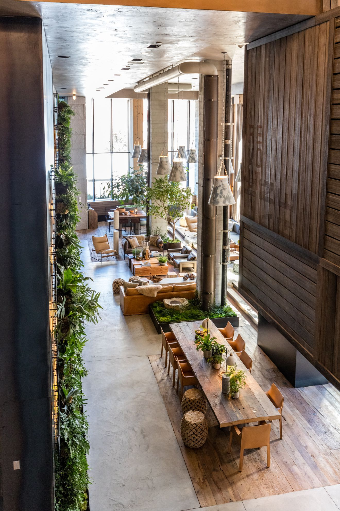 In Brooklyn Bridge Park An Eco Friendly Hotel Sprouts On The