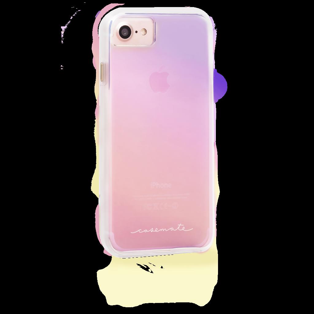 coque iphone 7 iridescent