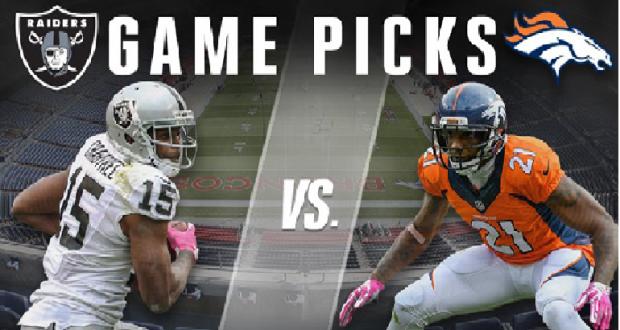 Raiders vs Broncos football game live Live Football Game