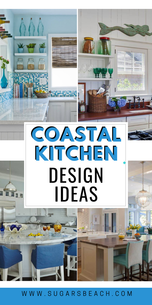 Best Coastal Kitchens Beach Decor Ideas For 2020 Beach Theme Kitchen Beach Themed Kitchen Decor Kitchen Themes