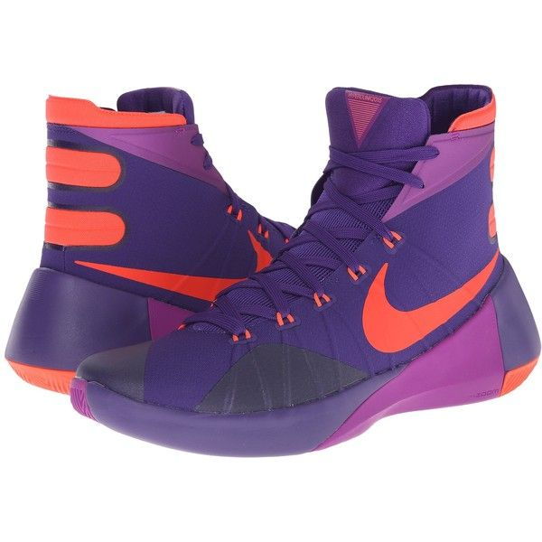 7489d61be00d Nike Hyperdunk 2015 (Court Purple Vivid Purple Bright Crimson) Men s ...