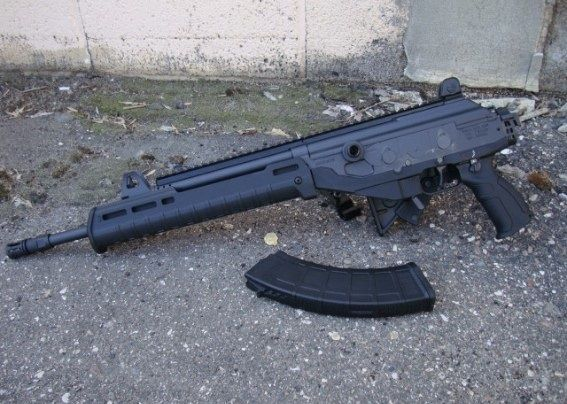 Galil ACE Modern day version of the Israeli Galil, the ACE