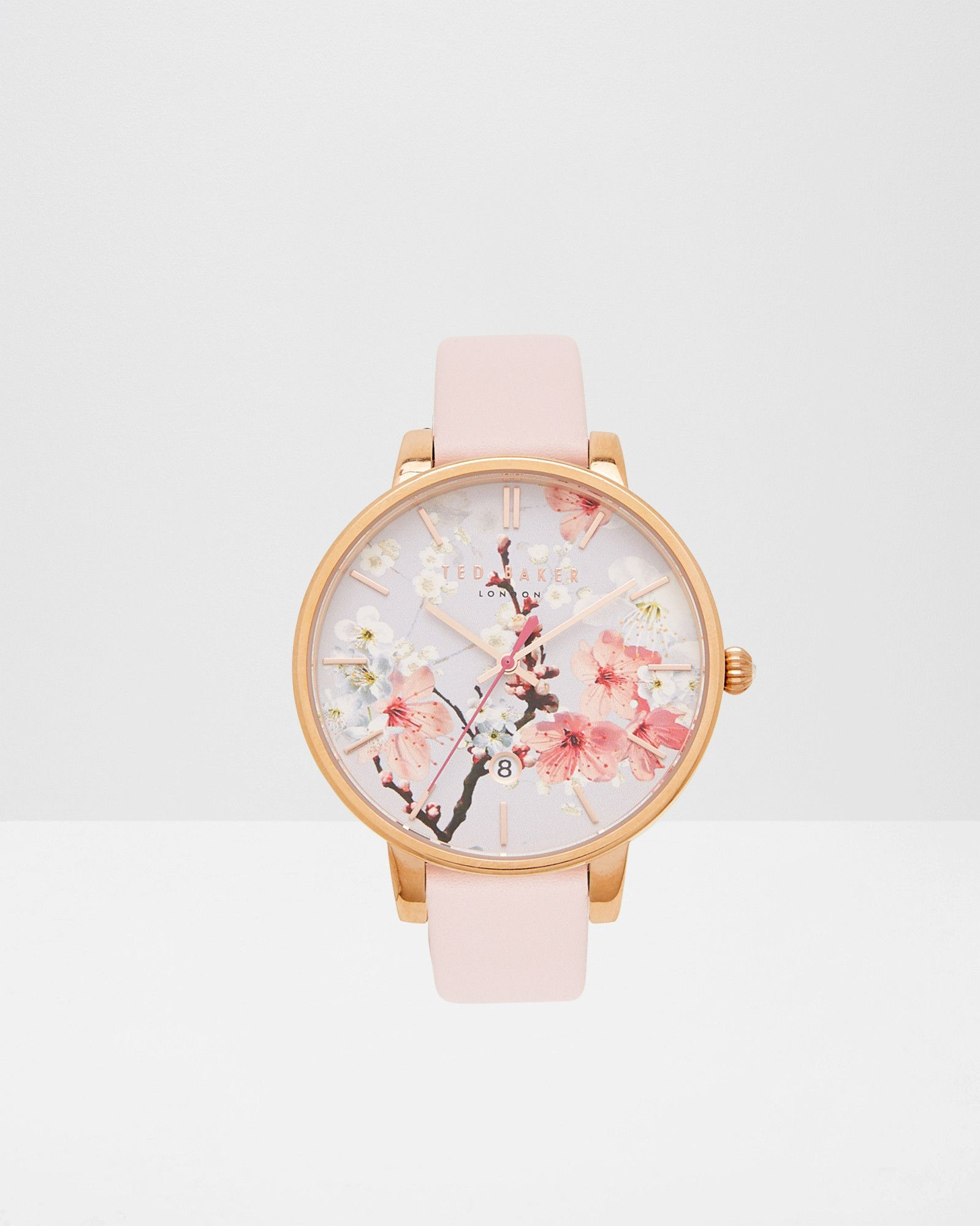 analog buy display main w dial p women gold womens ladies a giordano s pink watch watches mafuae en rose
