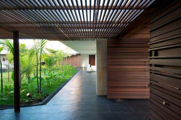 Home Interior, Cozy Wood Paneling Interior Walls Outdoor Garden Decor  Ideas: Modern Creative Home