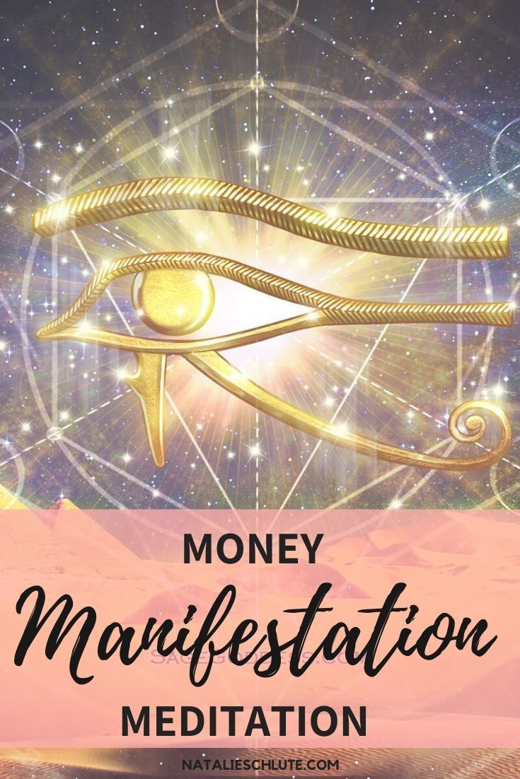 Listen to this simple money manifestation meditation to ...