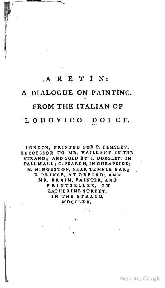 Michelangelo And Raphael Lodovico Essay