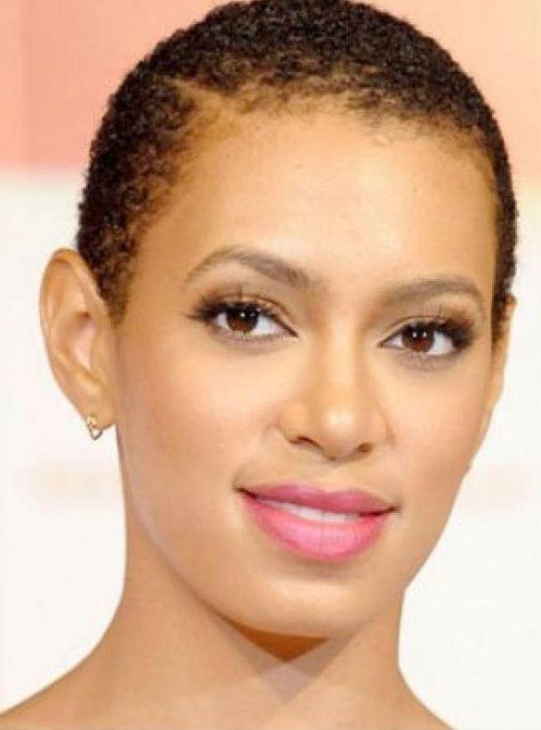 Natural Makeup Look For Black Women