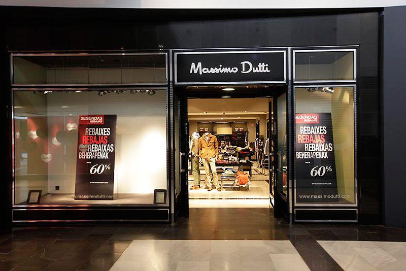 Massimo Dutti Moda Centro Comercial Islazul Fashion Centro De Madrid Tiendas Centro Comercial