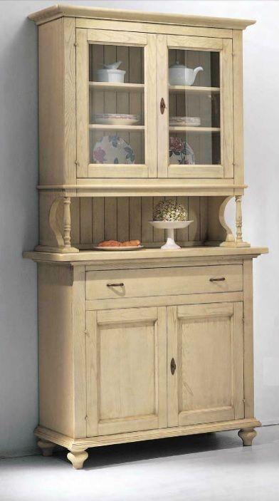 Credenza napoletana in legno decape 39 avorio art 33 2 for Decor art mobili prezzi