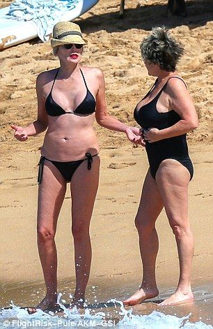 stone bikini Sharon
