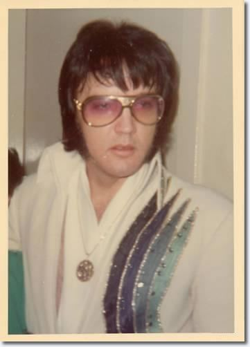 Elvis Presley: December 8, 1976