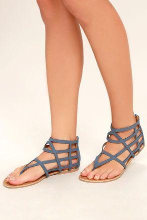 58b0ddbad16 Flat Sandals