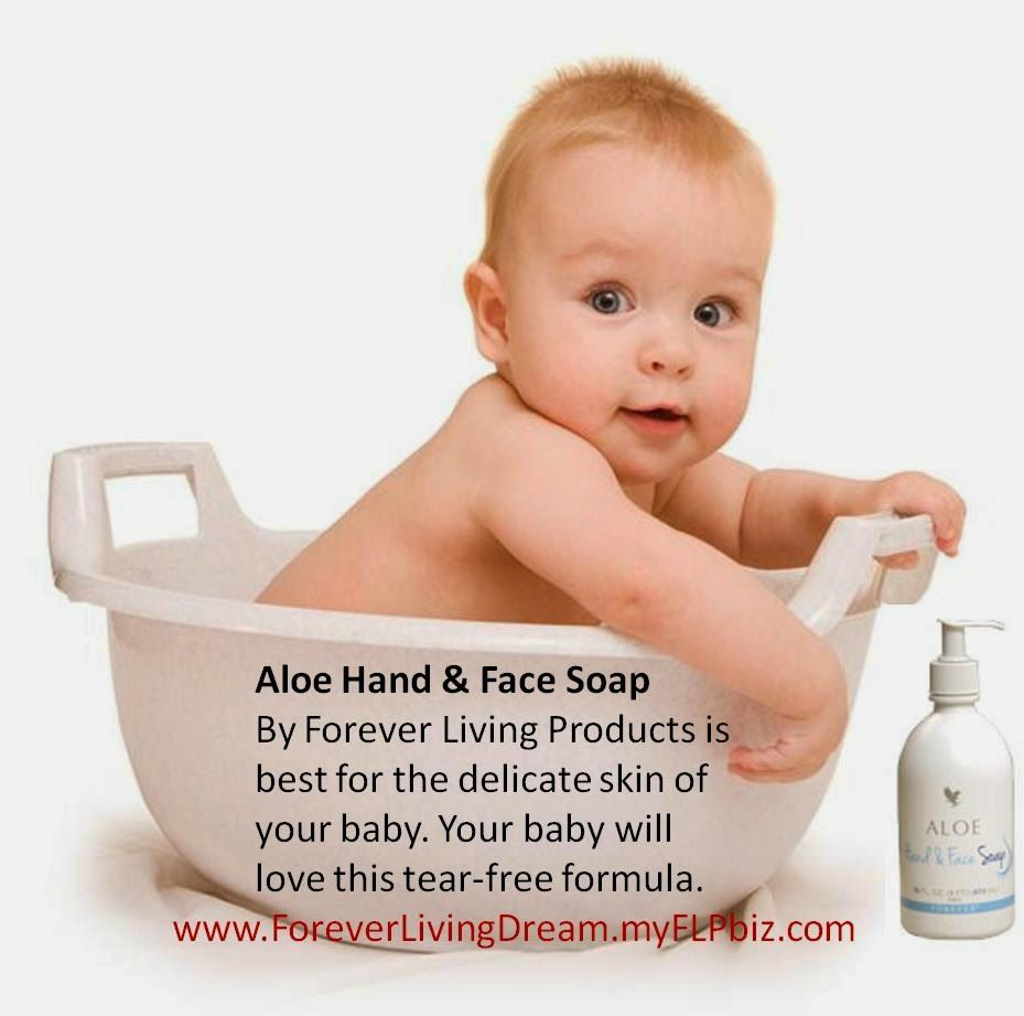 Aloe Hand & Face Soap | Personal Care | Forever living