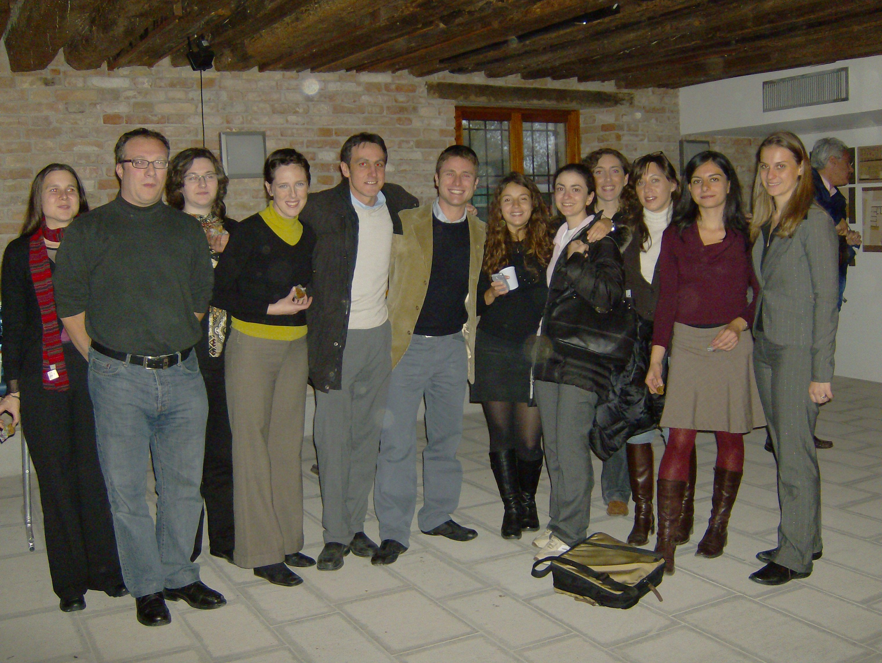 ETCAEH Students in 2006